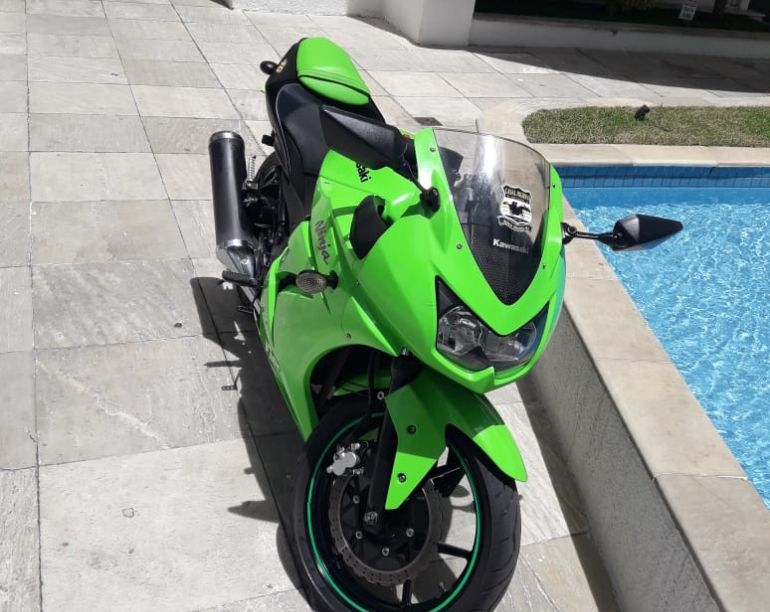 Kawasaki Ninja 1000 - Foto #5