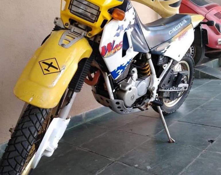 Cagiva W 16 (600cc)