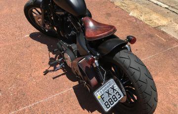Harley-Davidson Sportster 883 Custom Xl