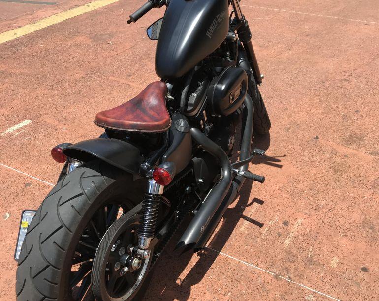 Harley-Davidson Sportster 883 Custom Xl - Foto #3