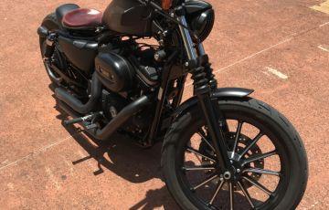 Harley-Davidson Sportster 883 Custom Xl - Foto #5