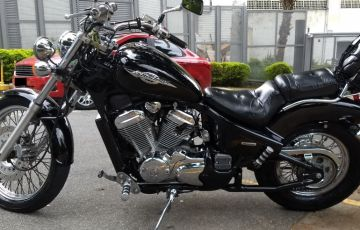 Honda VT 600 C Shadow - Foto #8
