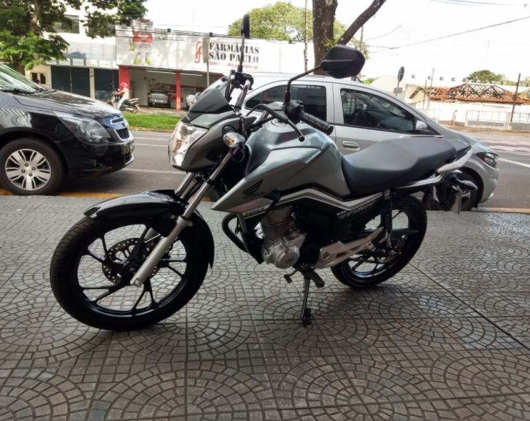 Honda Cg 160 Titan - Foto #4