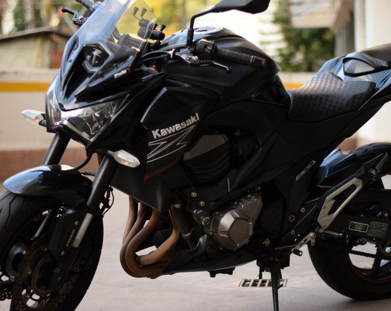 Kawasaki Z 800 (ABS) - Foto #1