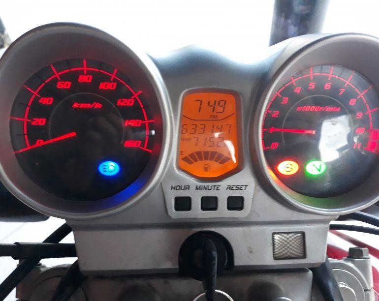 Honda Cbx 250 Twister - Foto #7