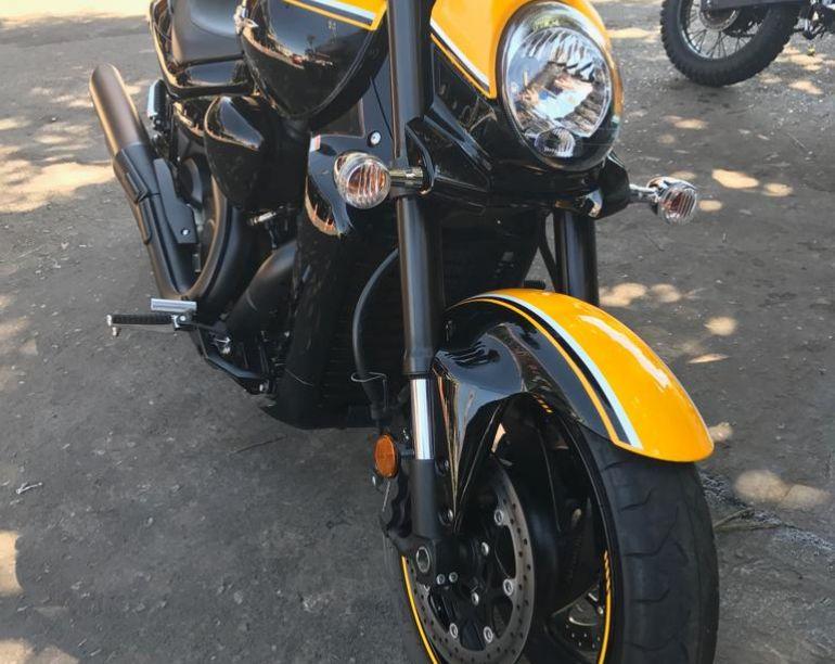 Suzuki Boulevard M1800 R Boss - Foto #3