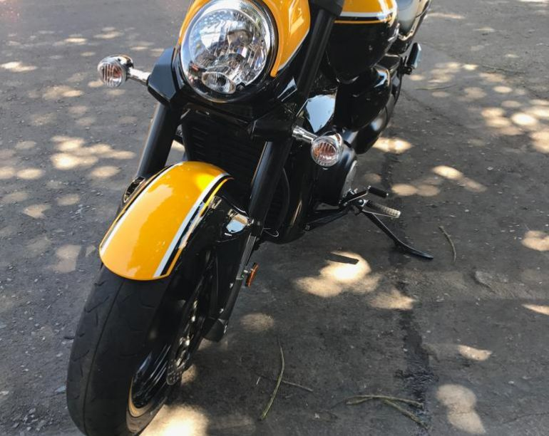 Suzuki Boulevard M1800 R Boss - Foto #4