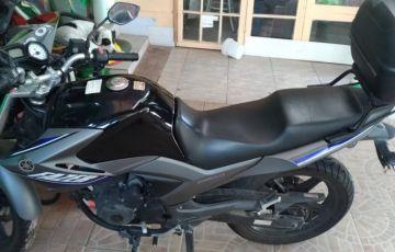 Yamaha YS 250 Fazer Blueflex - Foto #8