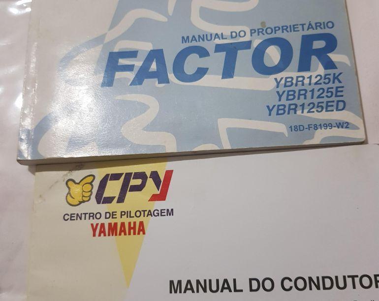 Yamaha Ybr 125 Factor K - Foto #2
