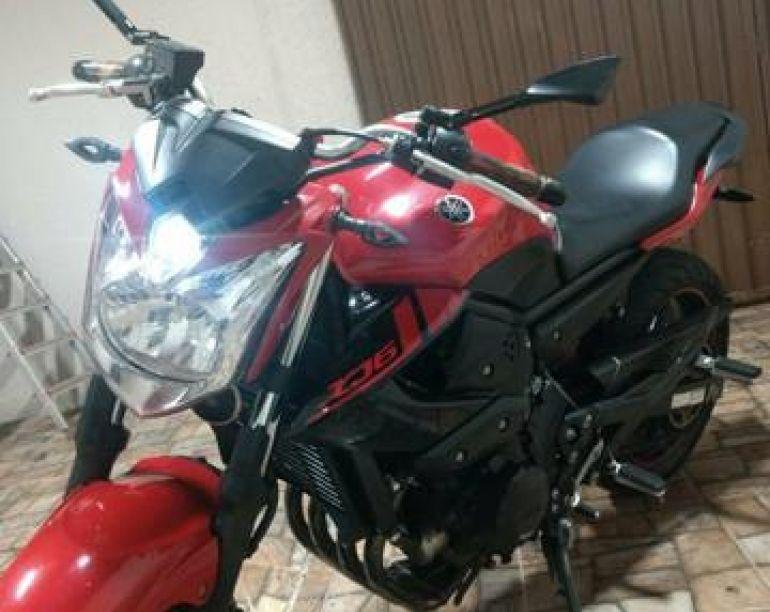 Yamaha XJ6 F 600 - Foto #1