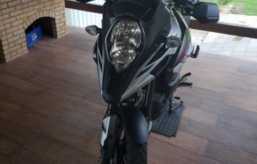 Suzuki DL 1000 XT V Strom