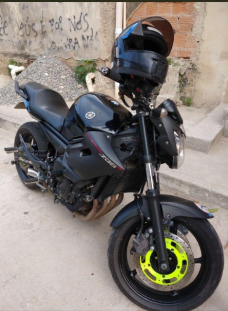 Yamaha XJ6 F 600 - Foto #4