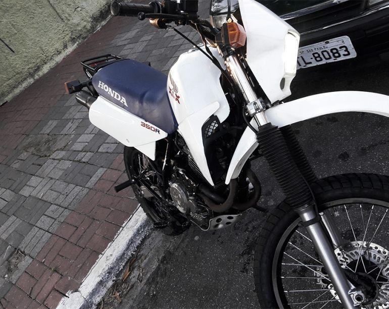 Honda Xlx 350 R - Foto #9