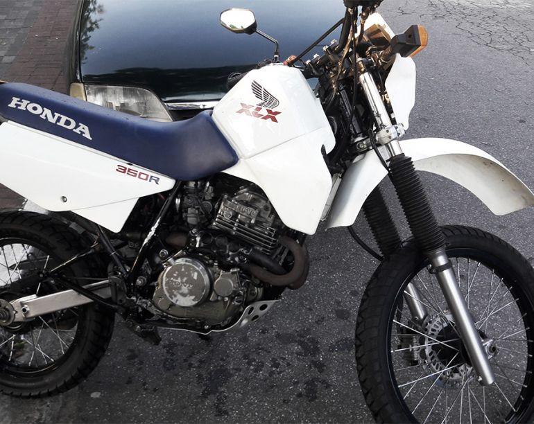 Honda Xlx 350 R - Foto #10