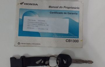 Honda Cb 1300 Super Four (ABS) - Foto #7