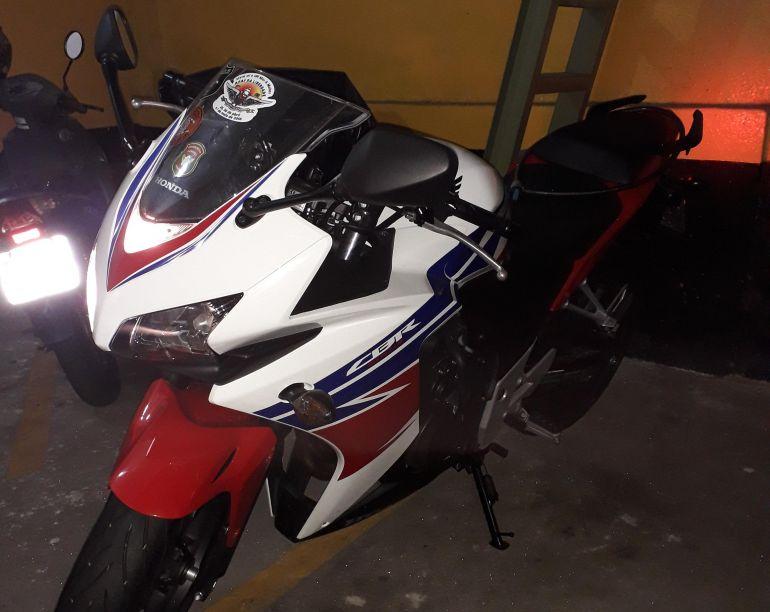 Honda Cbr 500R (ABS) - Foto #4