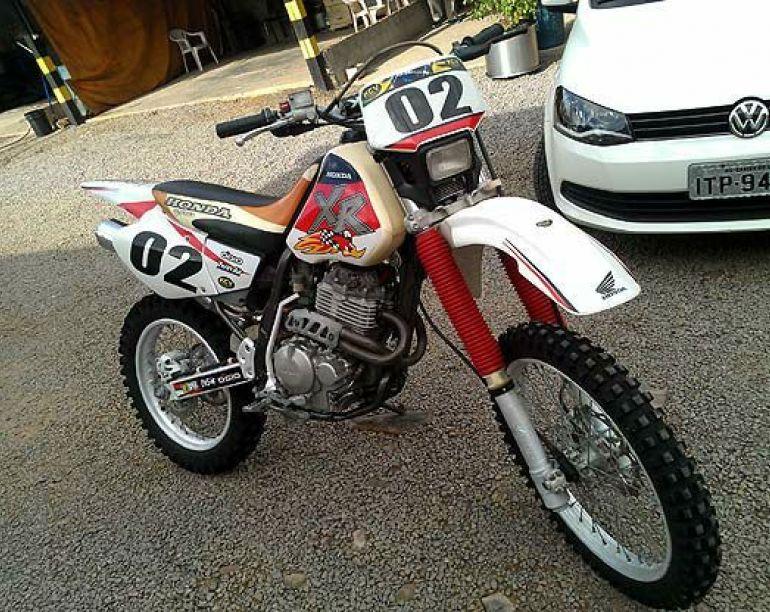 Honda XR 650 - Foto #1