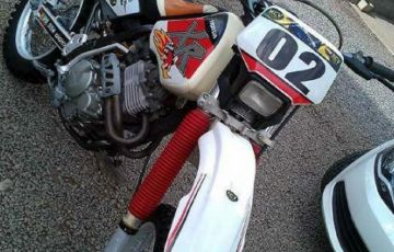 Honda XR 650 - Foto #2