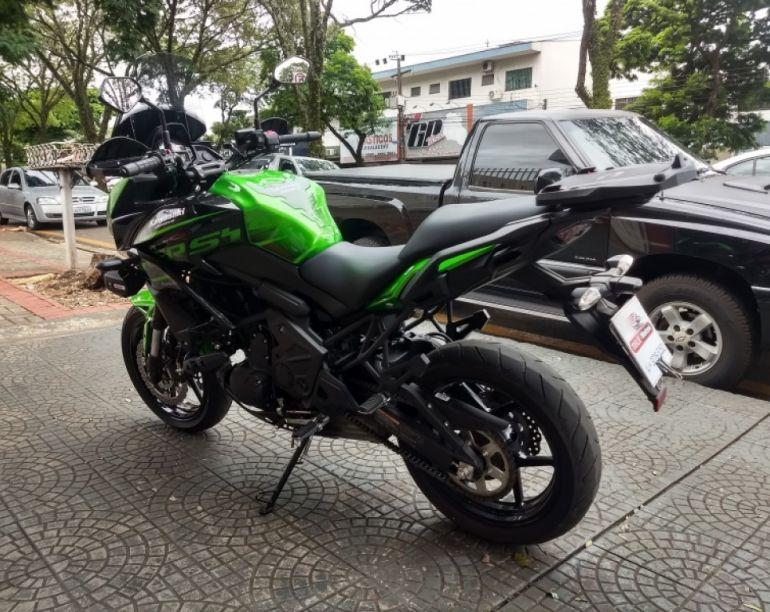 Kawasaki Versys 650 Tourer (ABS) - Foto #3
