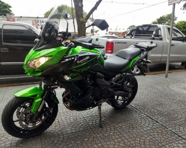 Kawasaki Versys 650 Tourer (ABS) - Foto #4