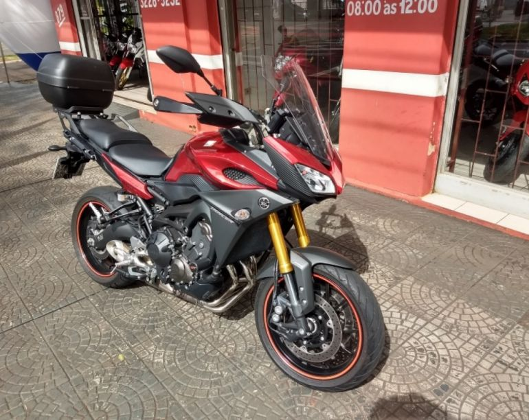 Yamaha MT 09 Tracer ABS - Foto #1