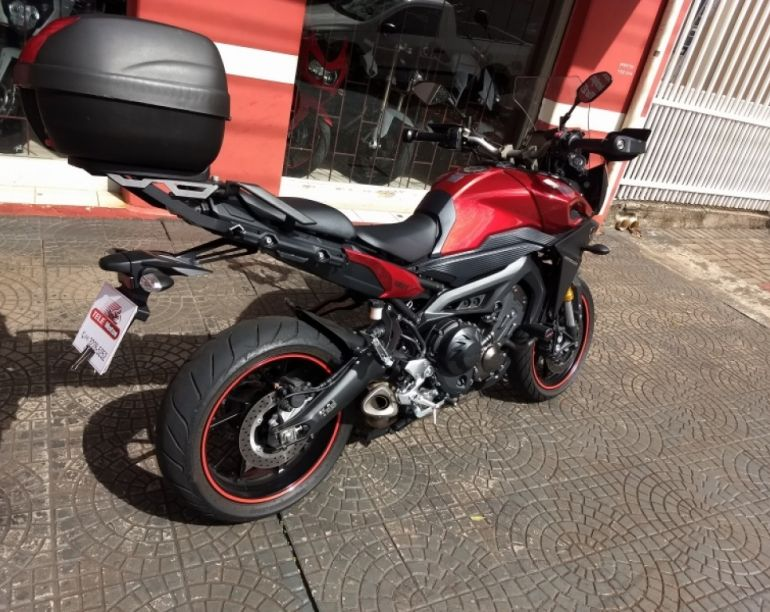 Yamaha MT 09 Tracer ABS - Foto #2