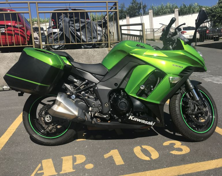 Kawasaki Ninja 1000 Tourer - Foto #3