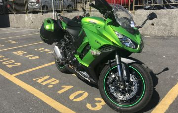 Kawasaki Ninja 1000 Tourer - Foto #5