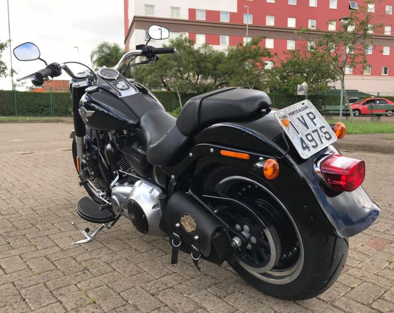 Harley-Davidson Softail Fat Boy Special - Foto #5