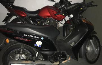 Honda Biz 100 ES - Foto #5