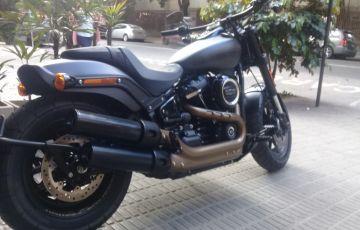 Harley-Davidson Softail Fat bob