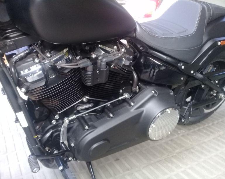 Harley-Davidson Softail Fat bob - Foto #3