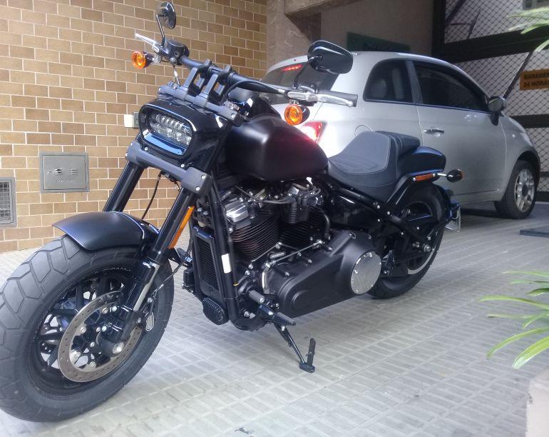 Harley-Davidson Softail Fat bob - Foto #5