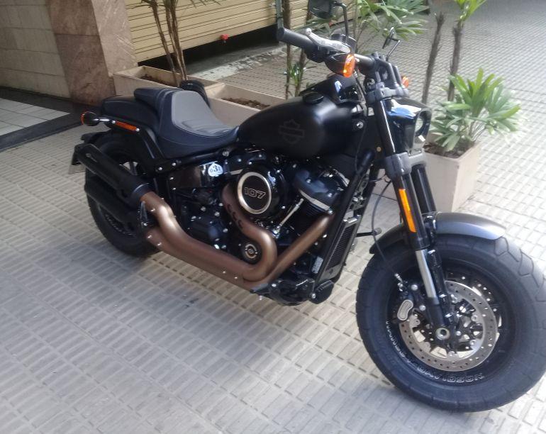 Harley-Davidson Softail Fat bob - Foto #6