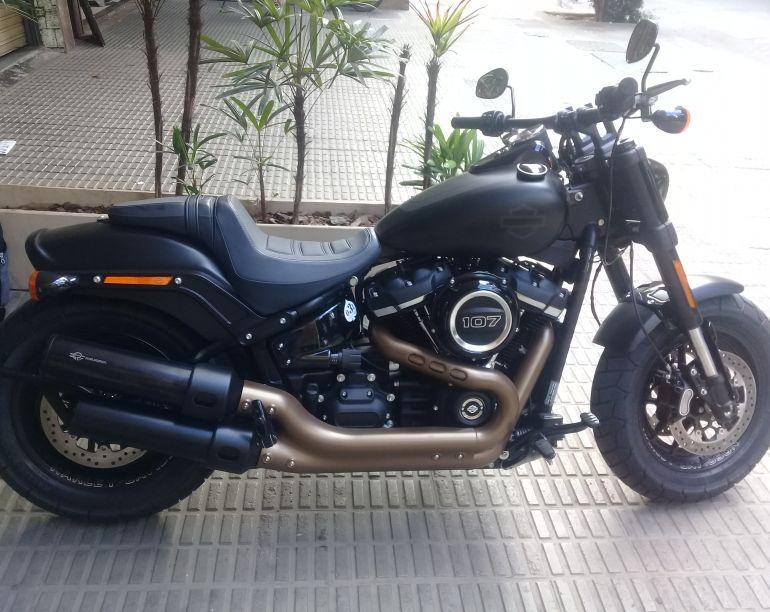 Harley-Davidson Softail Fat bob - Foto #7