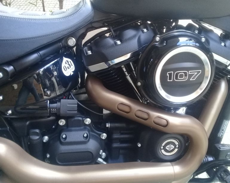 Harley-Davidson Softail Fat bob - Foto #8