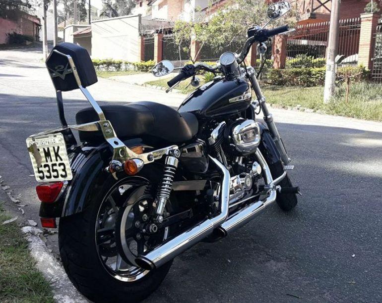 Harley-Davidson Sportster 1200 Custom CB - Foto #4