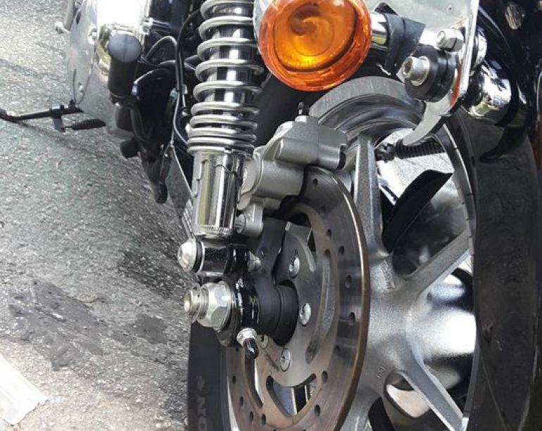 Harley-Davidson Sportster 1200 Custom CB - Foto #6