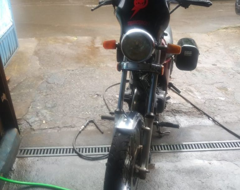 Suzuki Intruder VS 250 - Foto #1