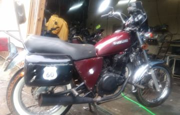 Suzuki Intruder VS 250 - Foto #6