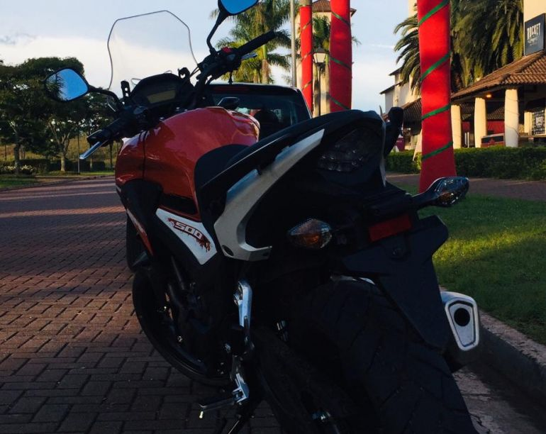 Honda Cb 500X (ABS) - Foto #7