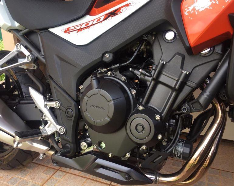 Honda Cb 500X (ABS) - Foto #10