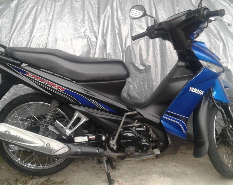 Yamaha Crypton 115 ED - Foto #1