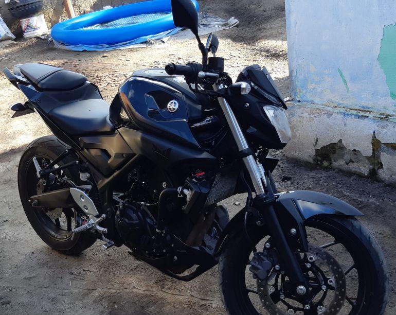 Yamaha MT 03 (STD) - Foto #4