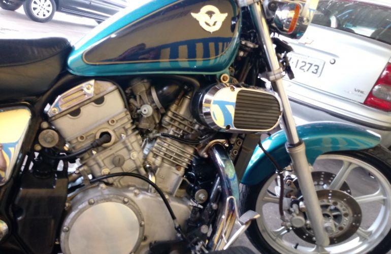 Kawasaki Vulcan Vn (750cc) - Foto #1