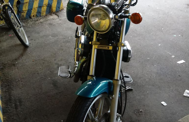 Kawasaki Vulcan Vn (750cc) - Foto #5