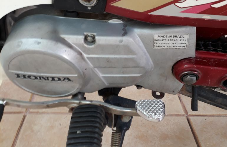 Honda C 100 Dream - Foto #1