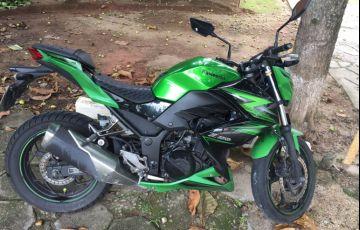 Kawasaki Z 300 (ABS) - Foto #5