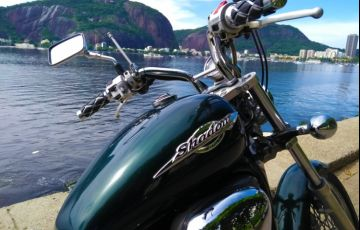 Honda VT 600 C Shadow - Foto #1