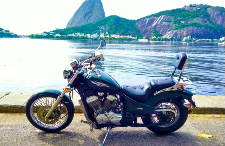 Honda VT 600 C Shadow - Foto #4
